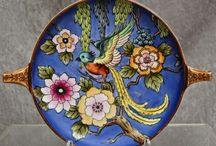 Hand Painted Porcelain & Glass! / by Earth Provides