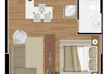 Flat decor