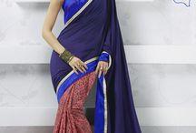 Partywear Saree / Fashion femina Partywear Saree Collection