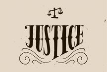 Justice / by Jodi Dion