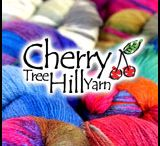 Cherry Tree Hill Yarn's Supersock Select Fingering Colorways