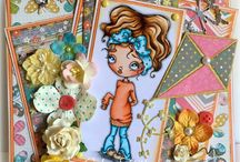 {Cards by Designer Lizzy}
