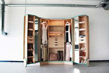 Small Space Organizing Ideas