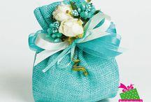 Свадьба цвета Тиффани