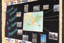 Travel - Classroom Theme