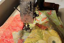 Moda Dandi Annie dandelion fabric by Robin Pickens