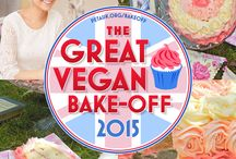 The Great Vegan Bake-Off / by Official PETA