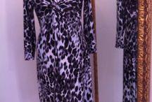 Julia Omelius Design / Jersey dress