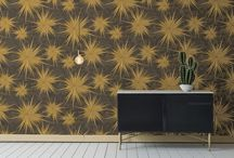 'Voyager' by Crown / New collection by CWV Wallcoverings, all available in store or online!