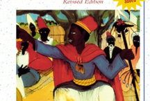 Favourite books about Mother Africa