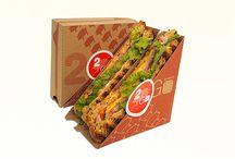 Sandwich kiosk