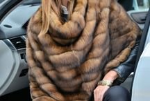 SABLE PONCHO www.furs-outlet.com