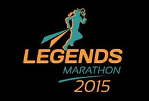 Legends Marathon Press Launch 27 Aug 2015 ASA JHB / The launch of the third edition of Legends Marathon saw the announcement of new brand ambassador 'the man South Africa forgot' unsung hero, Olympic gold medalist, Josia Thugwane