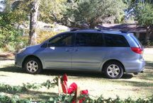 Used 2005 Toyota Sienna for Sale ($17,000) at Gulf Port , MS / Make:  Toyota, Model:  Sienna, Year:  2005, Exterior Color: Blue, Interior Color: Tan, Doors: Five Door, Vehicle Condition: Good,  Mileage:94,000 mi, Fuel: Gasoline, Engine: 6 Cylinder, Transmission: Automatic.  Contact:228-596-3158