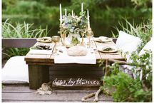 Wedding - River inspiration