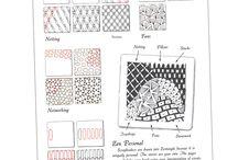 그림 / 패턴 및 그리는 방법