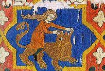 1301-1325 Germanic - Baden / Late Middle Ages (c 1301 - c 1500) - Freiburg im Breisgau, Villingen / by Heather Clark (Kirstyn von Augsburg)