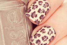 print animal nails