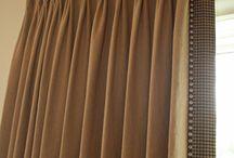 Lange gardiner
