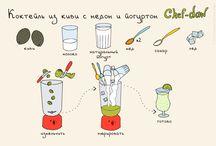 chew-daw напитки