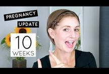 Pregnancy and Baby / Keep up to date with my pregnancy updates and all things baby related HERE!