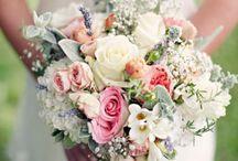 Meg's Wedding Flower Inspiration