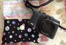 Camera Case / Case to protect a smaller digital camera.