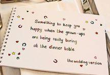 Wedding ❤️ / Wedding ideas ❤️