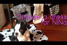 Choose a dress for NiNa