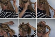Hair and braid styles