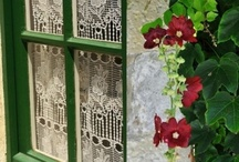 HOME:    Shabby Chic. Lace curtains. French country,  / Romance at home.....