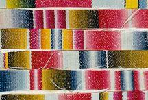 Stripes / Inspiration for designing stripes for weaving