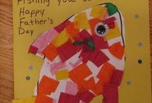 Kindergarten Father's Day / by Erin Wilson