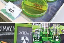Mad Scientist Theme