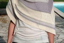Crochet - shawls/ponchos/capes