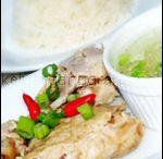 Resep nasi hainam & chaineese food
