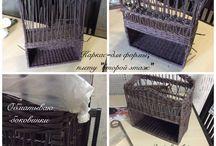 мк мебель плетеная