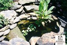 Water Features / Landscaping projects with water features