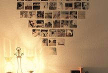 photo walls & decor