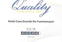 Certificados de Calidad / #calidad #casarural #agroturismo #galicia #spain