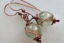 Wire Work earrings / Wire Work earring inspiration board