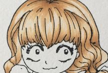 Copic coloring tips