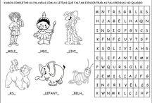alfabeto e vogais