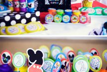 Mickey Mouse Party Ideas / Mickey Mouse Party Ideas