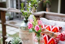 Home Decor:  Rustic Elegance / I'm sharing my favorite pins related to Rustic Elegance and home decor!