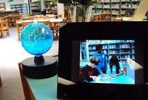 Library Digital Frames