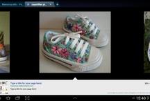 Pintar sabates