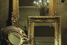 Mirror Inspiration / Mirrors, frames, free standing mirrors. Design Is Inspired By Everything