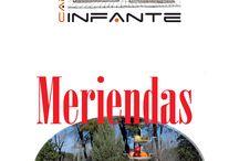 Meriendas en el Palacio. / Meriendas en el Palacio de Godoy. Café del Infante.