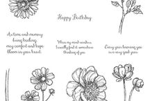 Stampin'UP Bloom with Hope